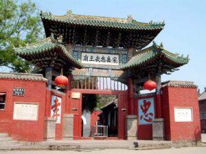 معبد یوفی هانگزو