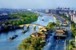 کانال بزرگ هانگزو