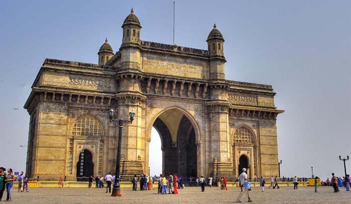 دروازه هند در بمبئی