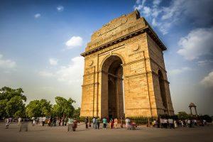 دروازه هند در دهلی نو