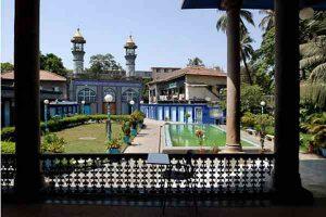 مغول مسجد بمبئی