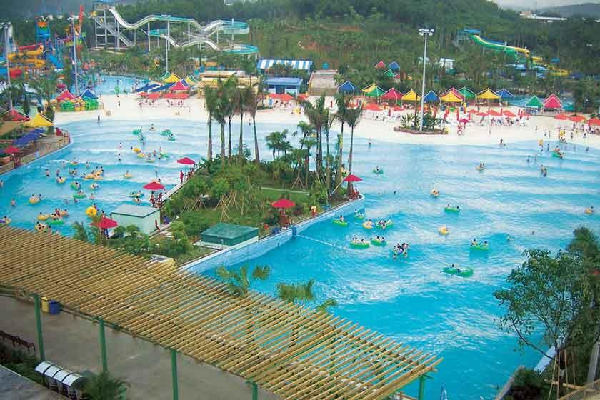 پارک آبی چیملانگ