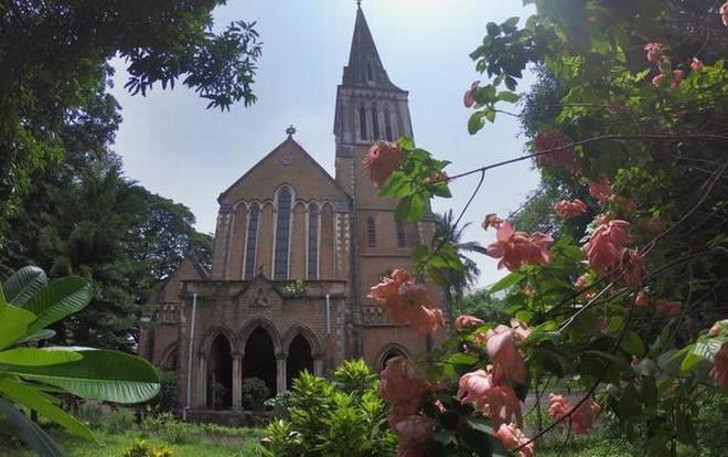 کلیسای افغان در بمبئی