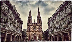 کلیسای جامع قلب مقدس گوآنگجو