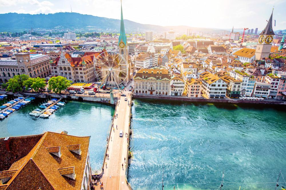جدول تورهای سوئیس 98