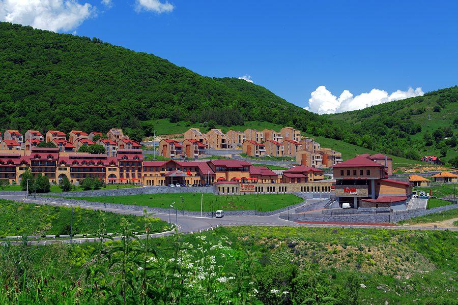 دره گل ها ارمنستان