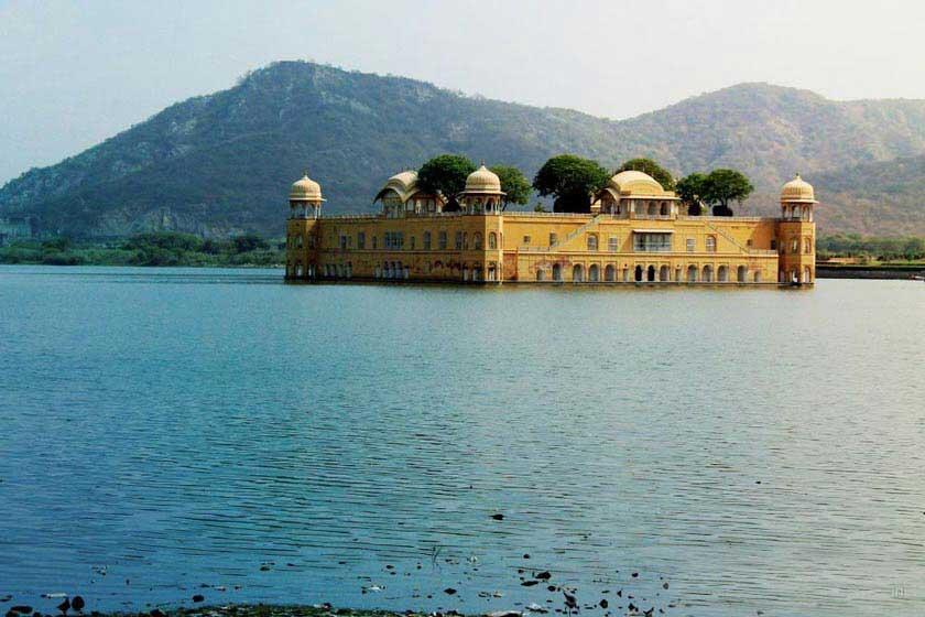 دریاچه من ساگر جیپور