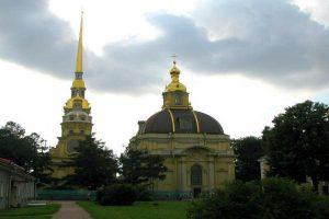 قلعه پترو پاول سن پترزبورگ