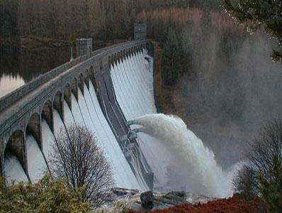 توسعه گردشگری آب و انرژی