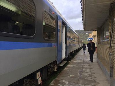 قطار گردشگری به فهرج