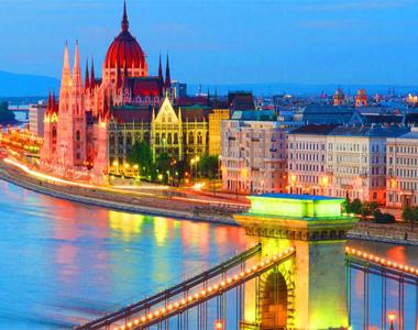 تور مجارستان 98