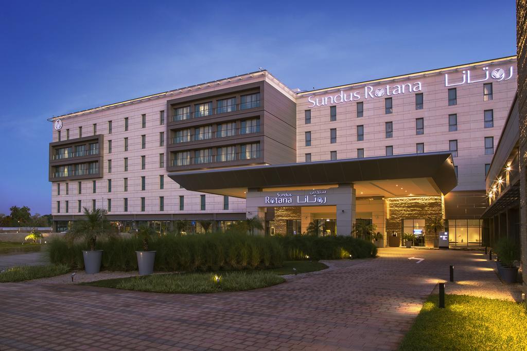 هتل سانداس روتانا مسقط
