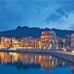 تور عمان 4 روزه قشم ایر