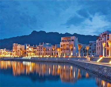 تور عمان صلاله عمان ایر