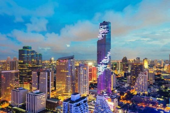 برج ماهاناخن بانکوک