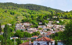 روستای کیرازلی در کوش آداسی