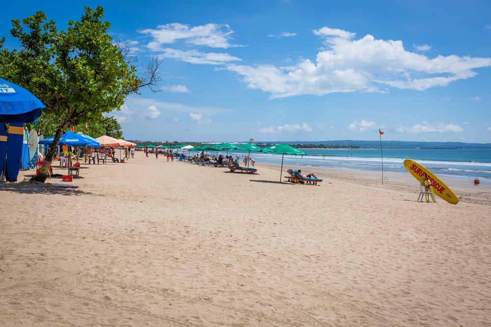 ساحل کوتا بالی