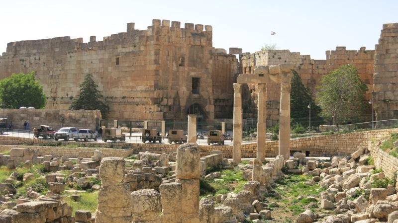 شهر باستانی بعلبک