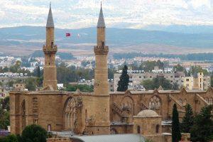مسجد سلیمیه نیکوزیا