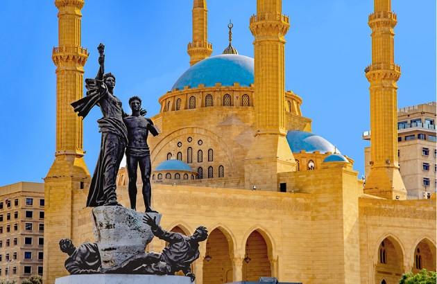 میدان شهدا بیروت