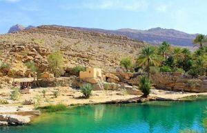 استخر بیمه عمان
