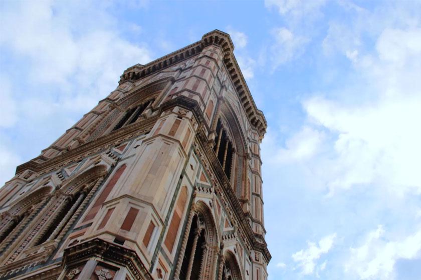 برج ناقوس جوتو در فلورانس