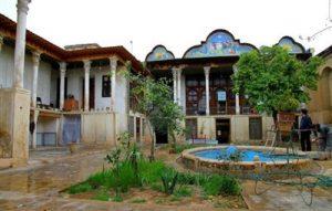 خانه شوریده شیرازی