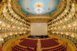 سالن اپرا La Fenice