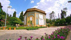 عمارت کلاه فرنگی شیراز