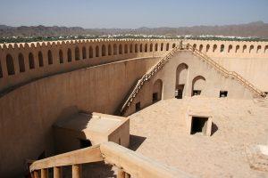 قلعه نزوی در عمان