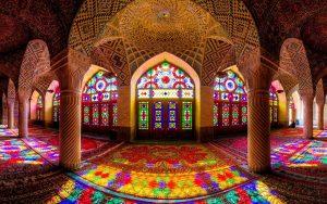 معرفی مسجد نصیرالملک