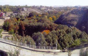 منطقه ییلاقی شاندیز مشهد