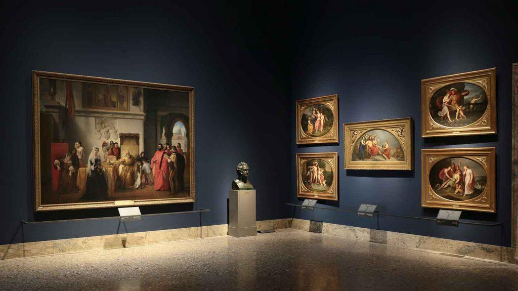 موزه هنر پیناکوتکا دی بِرا در میلان