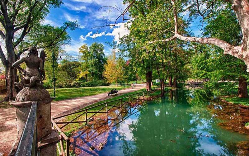 پارک سمپیون در میلان