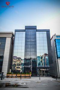هتل آمارا باکو