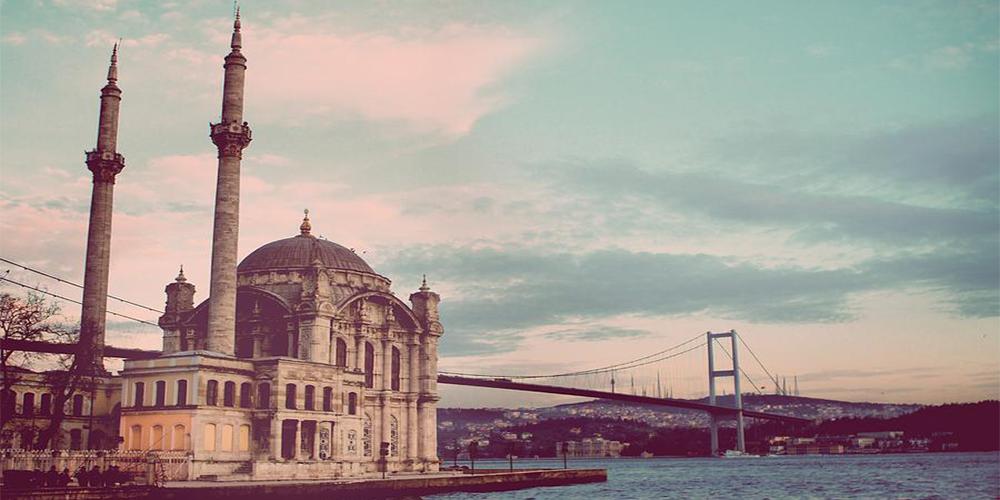 تاریخچه مسجد اورتاکوی استانبول