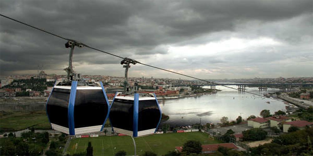 تفریحات تپه پیر لوتی استانبول