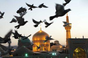 تور مشهد با قطار فدک