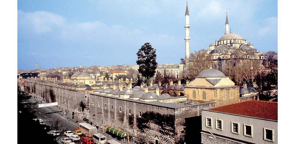 موقعیت جغرافیایی مسجد فاتح