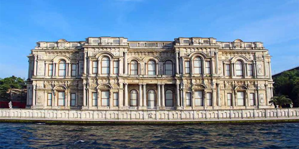 هزینه بازدید از کاخ بیلربی استانبول
