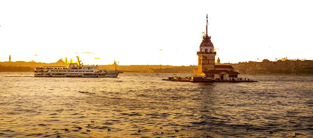 تاریخچه برج دختر استانبول