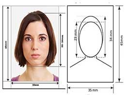 استانداردهای حالت های چهره