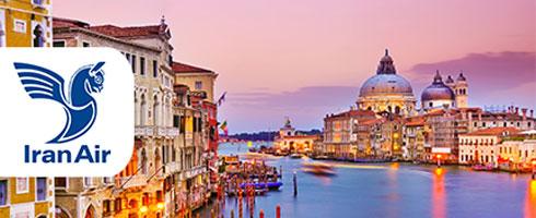تور ایتالیا 7 شب