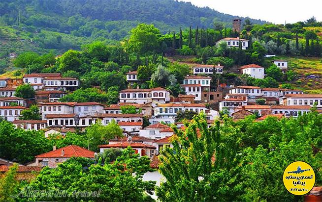 روستای کیزارلی