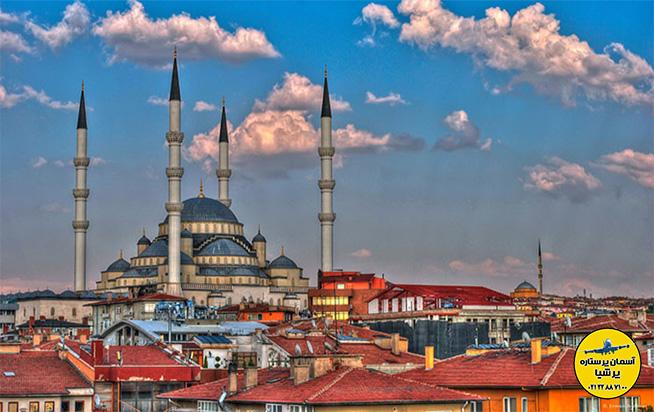 مسجد زیبای کوجاتپه