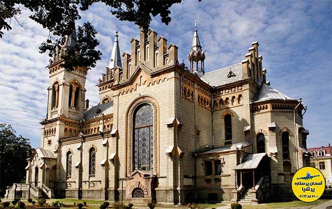 کلیسای جامع مادر مقدس باتومی