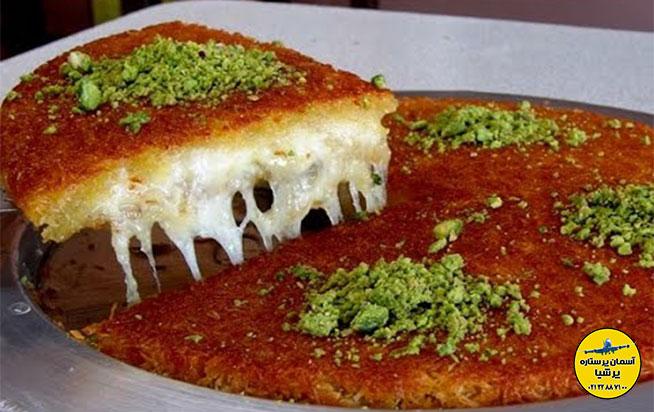 غذاهای ترکیه ای