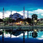 تور ترکیبی استانبول آنتالیا نوروز 99