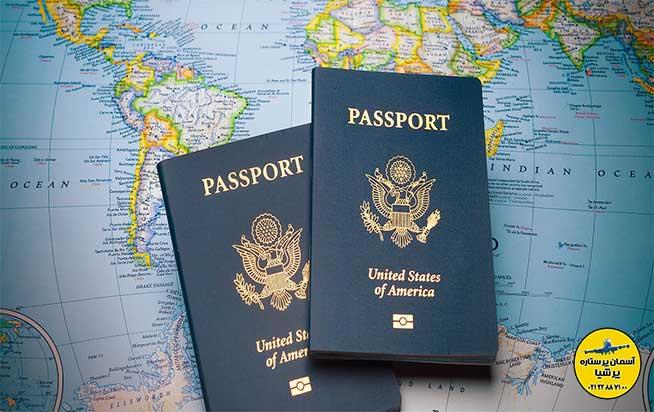 انواع ویزا از نظر دفعات اجازه ورود به کشور