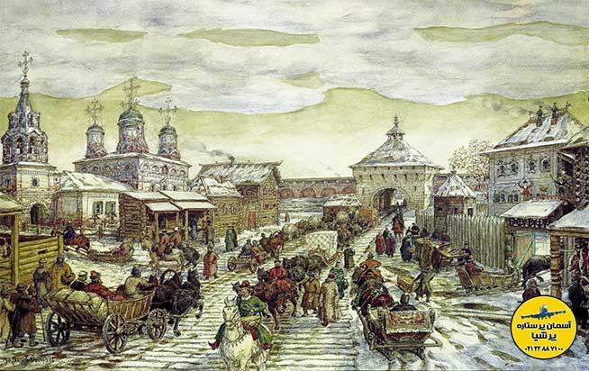 تاریخ روسیه